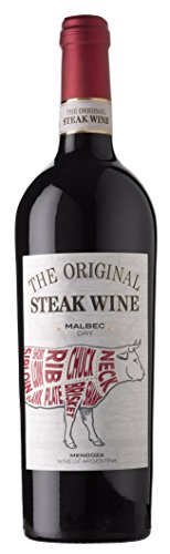 The Original Steak Wine Rotwein 6 x 0,75 L