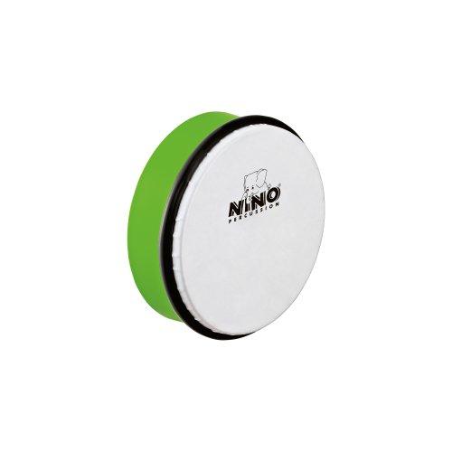 Nino Percussion NINO4GG ABS Handtrommel 15,2 cm (6 Zoll) grasgrün
