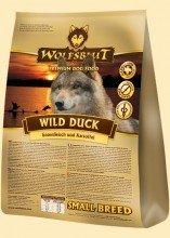 Wolfsblut Wild Duck SMALL BREED Trockenfutter für kleine Rassen mit Ente und Kartoffeln