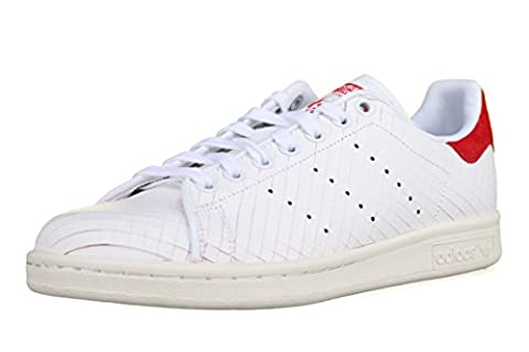 ADIDAS STAN SMITH W - Age - ADULTE, Couleur - BLANC, Genre - FEMME, Taille - 37 1/3