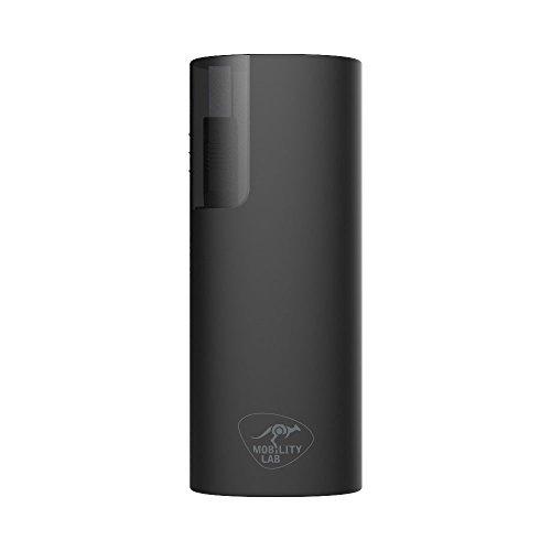 Mobility Lab ML306544 Backup-Batterie 2400 mAh für iPhone, iPad, Smartphone und Tablet -schwarz