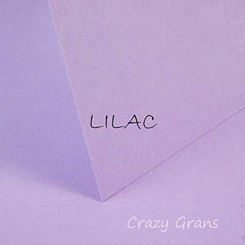 10fogli di cartoncino lilla colorato, a4–240gsm–opaca, double face–biglietti, fai da te, scrapbooking, wedding birthday