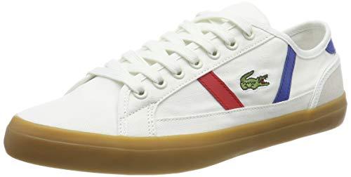 Lacoste Sideline 119 2 CMA, Zapatillas para Hombre, Marfil (Off Wht/Gum 40f), 42 EU