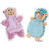 Katzenspielzeug Igel und Schaf Moppi mit Katzenminze, aus Plüsch