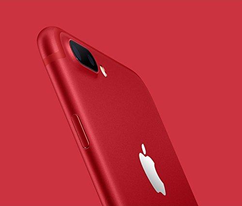 Apple iPhone 7 Plus Smartphone débloqué 4G (Ecran : 5.5 pouces - 128 Go - Nano-SIM - iOS) Rouge