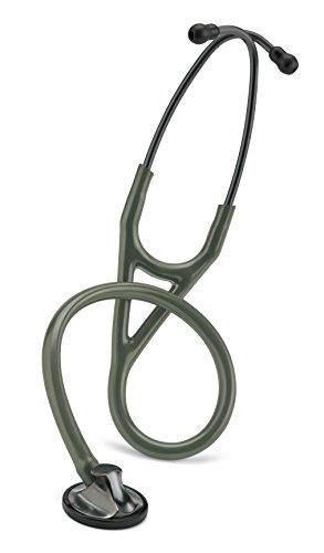 Littmann 2182 Master Cardiology Stethoskop, Smoke-Edition, olivgrün
