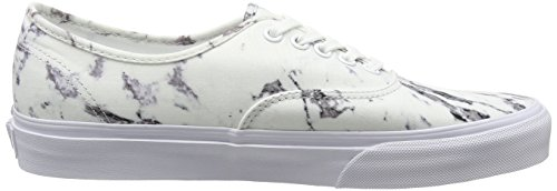Vans Unisex-Erwachsene Authentic Outdoor Fitnessschuhe Bianco (bianco)