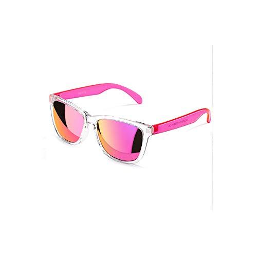 Sonnenbrillen Sunglasses Women Cute Multicolor Holiday UV400 Protection Eyewear Plastic Adult Glasses Men New Trendy Gafas De Sol Transparent blue