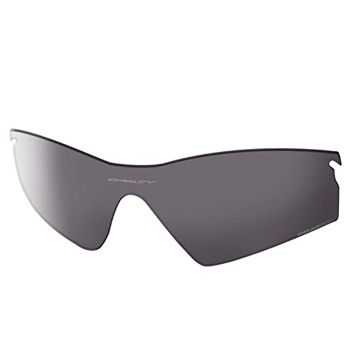 Oakley Replacement Lens Radarlock Pitch - Grey Polarized