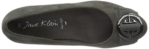 Jane Klain Damen Pumps Grau (240 TITAN)