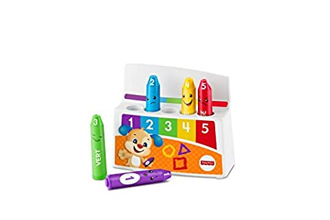 Fisher-Price - FBP44 - Les Crayons Emotifs