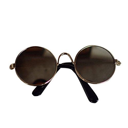 Longsw Minipuppen Zubehör Puppe Coole Gläser Haustier Sonnenbrille Für BJD Blyth American Grils Spielzeug Foto Requisiten (9)