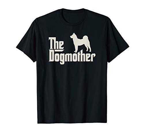 The Dogmother Akita Shiba Inu Frauchen T-Shirt -