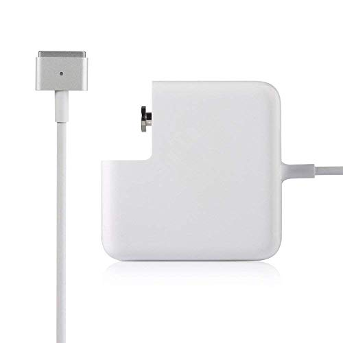 Laplife 60W Magnetic 2 AC Adapter Charger for MacBook Pro 13-inch with Retina Display Late 2012