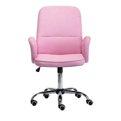 Tatayang schreibtischstuhl Bürostuhl, Ergonomischer Höhenverstellbarer Drehstuhl, Bürosessel mit Klappbaren Armlehnen, Besucherstuhl mit...