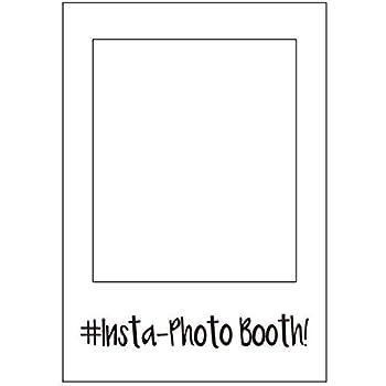 Polaroid Wooden Photo Frame Prop: Amazon.co.uk: Toys & Games