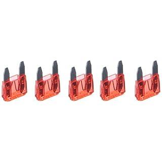 Altium 822610 Pack of 5 Mini Fuses, 10 A