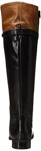 Clarks Pita Topeka Stivali da equitazione Black Leather