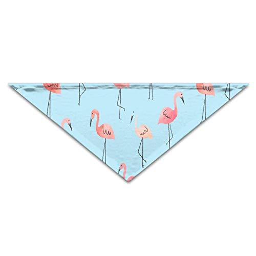 Gray Wolf Kostüm - Hectwya Pet Bandanas Cute Thin FlamingoDog Geburtstag Pet Bandana Halsbänder für Hunde und Katzen