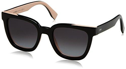 Fendi Damen Sonnenbrille Ff 0121/S Hd Schwarz (Black), 51 Preisvergleich