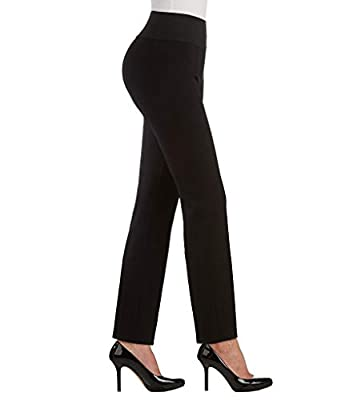 Stars and You Black Jegging with Front Seam