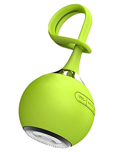 Portable Mini Wireless Bluetooth Wassertropfen Lautsprecher Wasserdicht Silikon Audio Mp3 Player Musik USB Subwoofer Outdoor Sports Reise Lautsprecher,Green