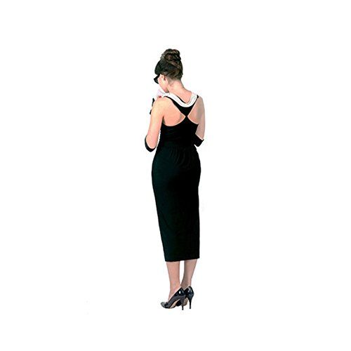 Audrey Hepburn Kleid, von Frühstück bei Tiffany - Cotton Version (XS)