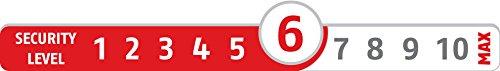 ABUS Einsteckschloss EFS65 für Feuerschutztüren, 21511 - 6