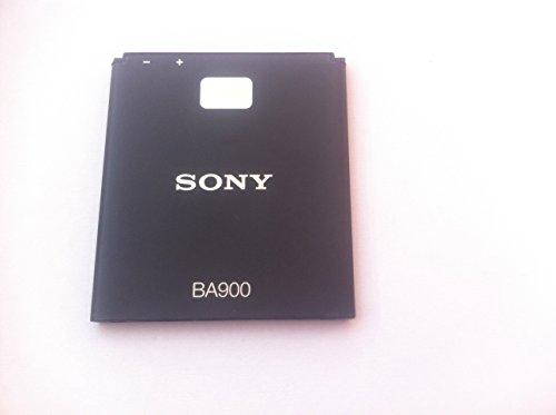 DEAL BEST BA900 Battery for Sony Xperia J/L/M/Tx/Gx/St26I/Lt29I(Black)
