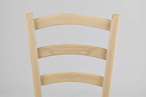 Tommychairs sedie di design set 2 sedie classiche paesana 32 per