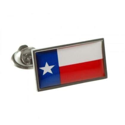 Ashton and Finch USA American Texas State Flag Anstecknadel Abzeichen