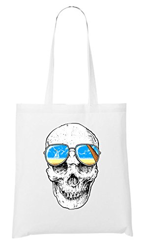 Certified Freak Urlaub Skull Sac Blanc