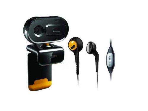 Philips Webcam Usb 30Fps Con Cuffia Multim. b74194b3f22a