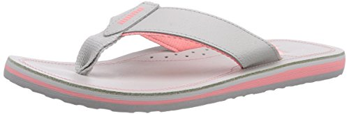 Puma Surfrider Fun Wn's, Damen Zehentrenner, Grau (gray violet-salmon rose 01), 35.5 EU (3 Damen UK)
