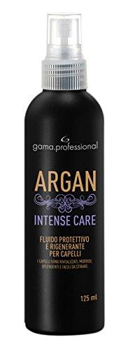 Salon exclusive av31.argan piastra per capelli, argan intense care spray protettivo e rigenerante che nutre e idrata i capelli