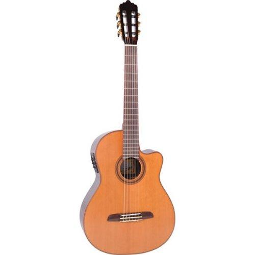 santos-martinez-sm475cea-virtuoso-bossa-nova-electro-acoustic-classical-guitar-with-cutaway