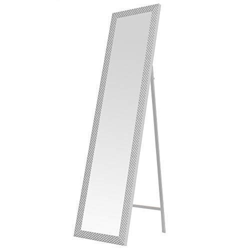 Lola Home 122536 Espejo Pie Plástico Dormitorio