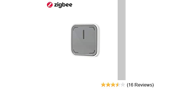 Extension for your Smart Home Dimmer and Remote Control for LED Lamps ZigBee Light Switch OSRAM Smart+ Mini Switch Black Pack of 4