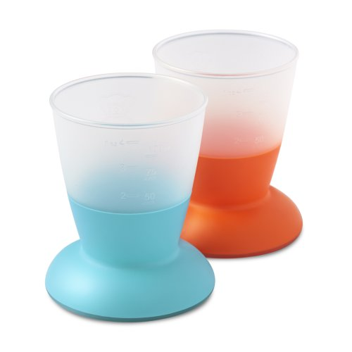 babybjorn-baby-cup-2-pack-orange-turquoise