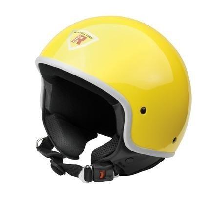 Bottari Casco Moto, Giallo, L