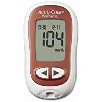 Accu-Check Performa Blutzuckermessgerät Set (1 ST) preisvergleich bei billige-tabletten.eu