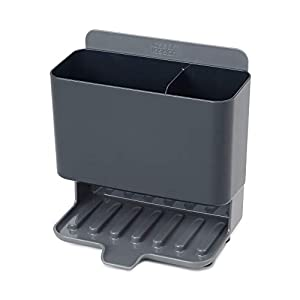 Joseph Joseph Caddy Tower, Slimline Sink Tidy - Grey
