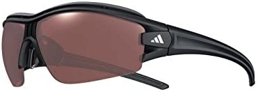 Adidas Eyewear Eyewear Eyewear – Evil Eye HALFRIM PRO, Nero Opaco, Antifog Parent B00E0P7XGA | Buon design