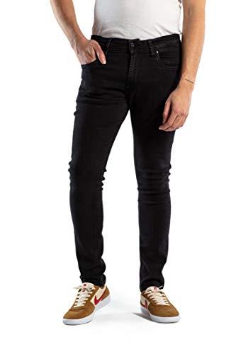 Reell Radar Jeans Hose für Männer, Skinny Stretch Jeans Herren,...