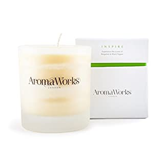 AromaWorks Candle Inspire 30 cl