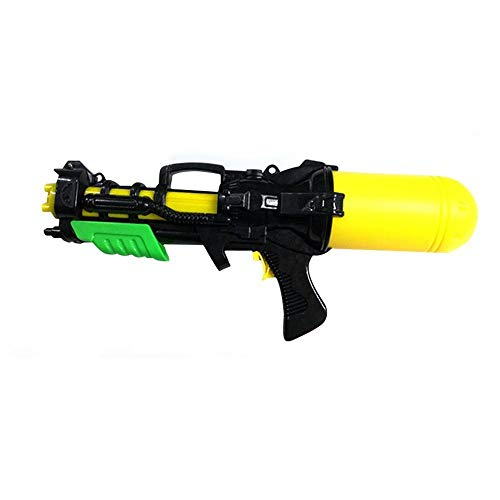 CWeep Nerf Water Guns, Large Pressure Water Gun Outdoor Activity Water Fun Blaster, Super Blaster Water Gun Soaker Toy for Kids Pressure (Black)
