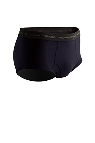 ExOfficio Herren Slip Give-N-Go, Herren, Give-N-Go Brief, Curfew, Medium -