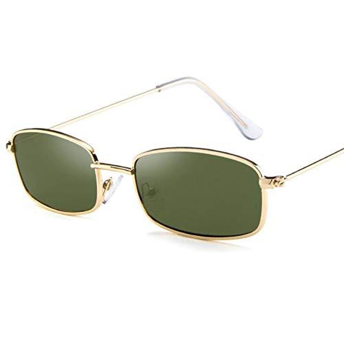 Liuao 2019 Mode Gold draht Seite metallrahmen Sonnenbrille Farbe Sonnenbrille weiblich männlich Eyewear uv400,Style 7