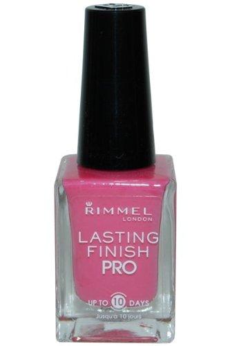 Lasting Finish Pro by Rimmel Nail Varnish 13ml Baby Pink #332