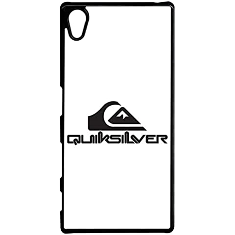 Brand Logo Sony Xperia Z5 CustodiaCase Quiksilver Sottile for Man Woman Quiksilver Sony Z5 CustodiaCase Brand Logo Quiksilver